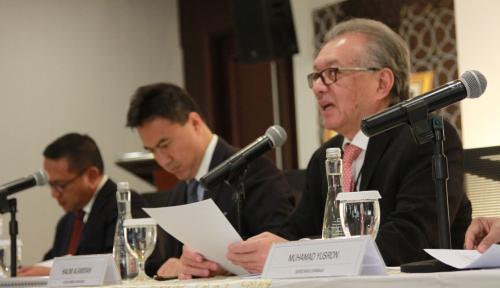 Foto LPS: Beleid Premi PRP Tinggal Tunggu Tanda Tangan Presiden