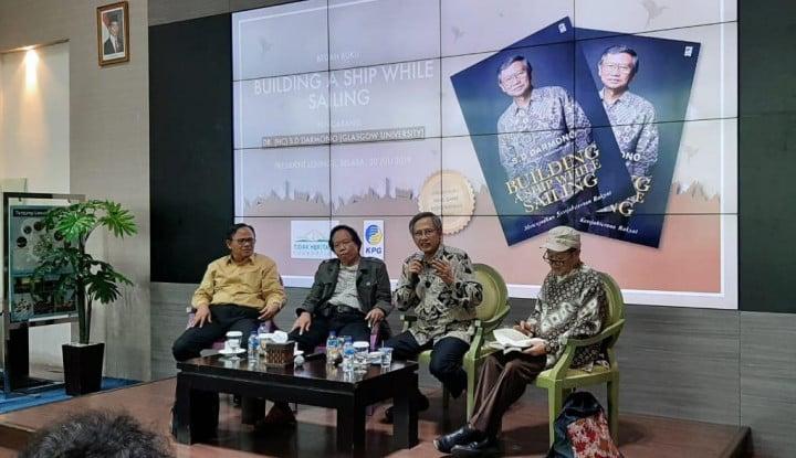 Pendiri Jababeka Ungkap Peta Jalan Capai Indonesia Sejahtera - Warta Ekonomi