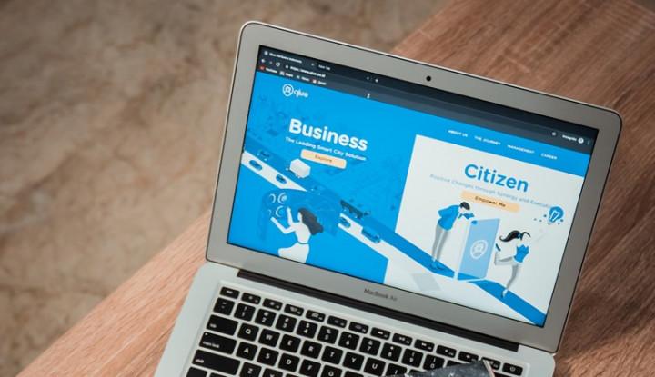 kisah startup: qlue, startup dengan bisnis yang tumbuh 70% di tengah pandemi