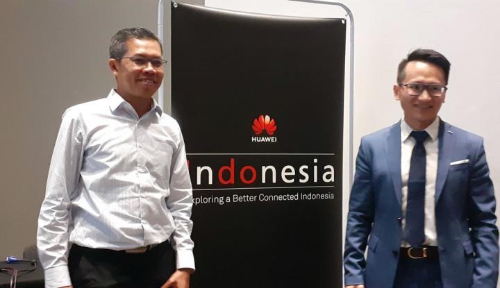 Pendapatan Huawei Tumbuh 23,2% secara Global, di Indonesia? - Warta Ekonomi