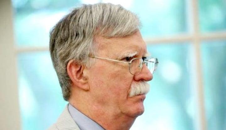 John Bolton Ingatkan Ukraina Jangan Terpikat China - Warta Ekonomi