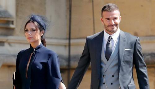 Foto Bisnis Porak-Poranda karena Pandemi, David Beckham dan Istri Rugi Ratusan Miliar Rupiah!