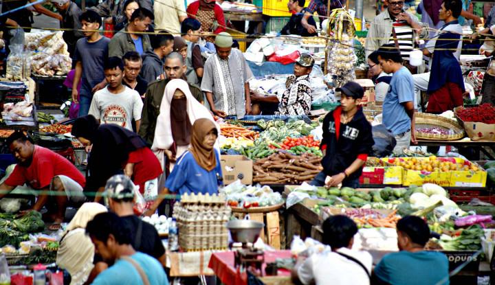 Oktober 2019, Inflasi DKI Jakarta Tertekan - Warta Ekonomi