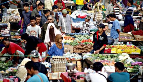 Foto Masuki Oktober, Inflasi Diperkirakan 0,02%