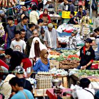 Ada Covid-19, Inflasi Ramadan-Idulfitri 2020 Cuma 0,07%