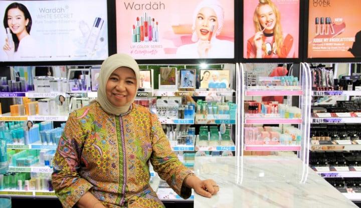Ini Nama Srikandi yang Tajir Berkat Bisnis Kecantikan, Hartanya Triliunan - Warta Ekonomi