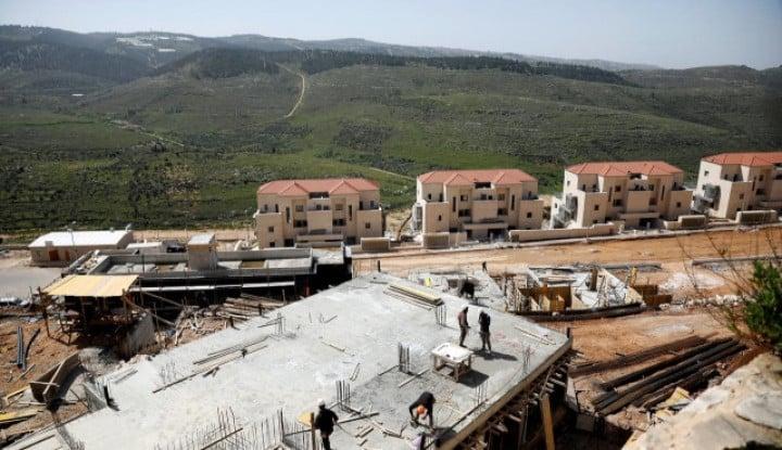Inggris Terang-terangan Gak Kasih Restu buat Israel Caplok Wilayah Tepi Barat
