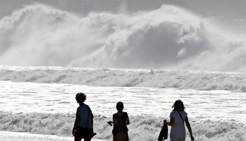 Allahu Akbar, Gelombang Tinggi Bakal Terjadi di Wilayah Ini, Hingga 3,5 Meter
