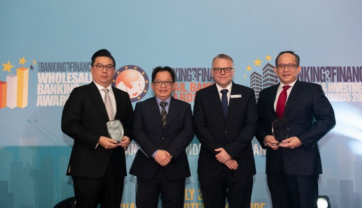 Kinerja Investasi dan Korporasi Ciamik, CIMB Niaga Boyong 2 Penghargaan Level Asia - Warta Ekonomi