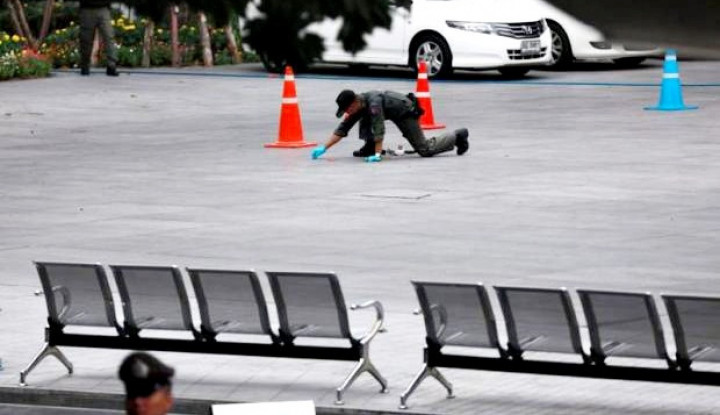 Pascaledakan Bom di Bangkok, Pemerintah Thailand Perketat Kemanan - Warta Ekonomi