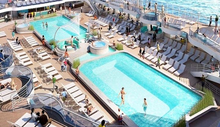 Wisata Kapal Pesiar Disebut Sebagai Bagian Kecil Bisnis Pariwisata Massal - Warta Ekonomi