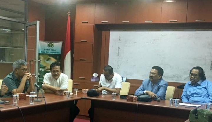 PWI Pusat Kedatangan Wartawan dari Negeri Jiran - Warta Ekonomi