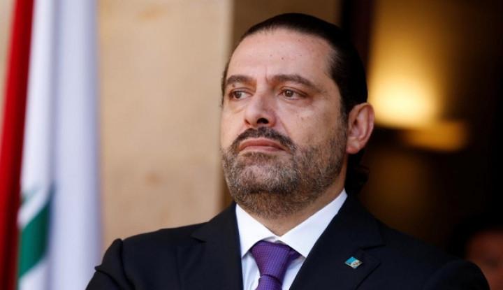 Konvoi Eks PM Lebanon Usai Temui Sunni Terkemuka Dihantam Rudal
