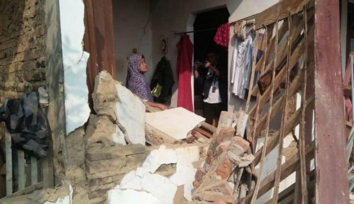 Korban Tewas Gempa Banten Jadi 5 Orang - Warta Ekonomi