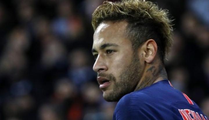 Mbappe Minta Neymar Tetap di PSG - Warta Ekonomi