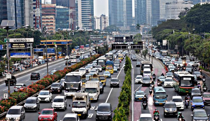 Dukung Perluasan Ganjil Genap, Gerindra Sebut Jalanan Jakarta Semakin Crowded - Warta Ekonomi
