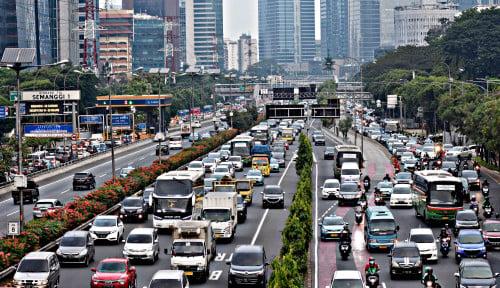 Foto ERP Bakal Bikin Jakarta Bebas Macet?