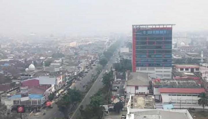 Kabut Asap di Malaysia dari Indonesia, Benarkah? - Warta Ekonomi
