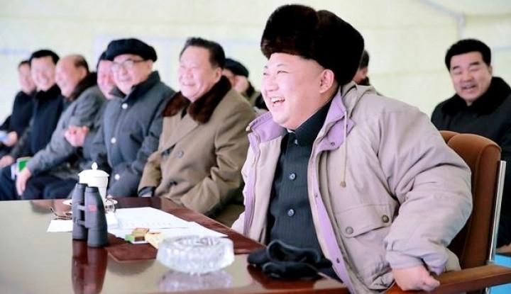 Pemerintahan Kim Jong-un Bilang Korut Nihil Kasus Corona, AS Cium Bau Kebohongan - Warta Ekonomi
