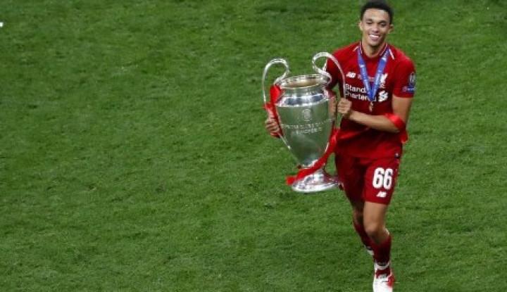Arnold Yakin Liverpool Juara Community Shield - Warta Ekonomi