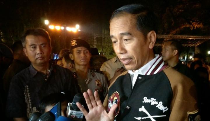 Gempa Besar Mengancam, Jokowi Sarankan... - Warta Ekonomi