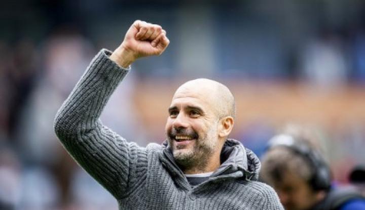 Guardiola Pilih Juara Liga Inggris daripada... - Warta Ekonomi