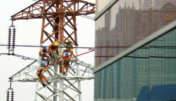 Listrik di Jakarta dan Sekitarnya Mati, PLN Bilang... - Warta Ekonomi