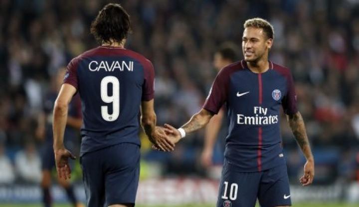 Cavani Harap Neymar Tetap Bertahan di PSG - Warta Ekonomi