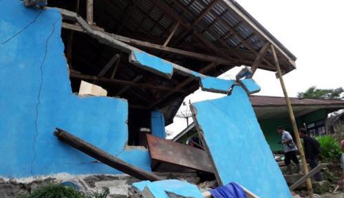 Jumlah Terbaru Kerusakan Akibat Gempa Banten, Rumah dan Tempat Ibadah Ada. . .