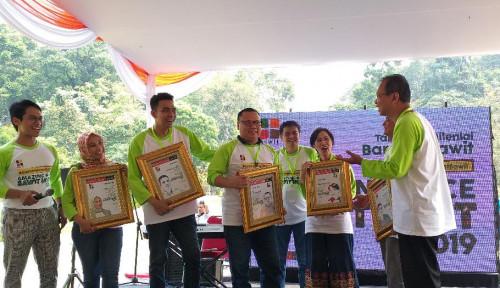 Foto Mustika Ratu Dukung Pembangunan Sawit Indonesia