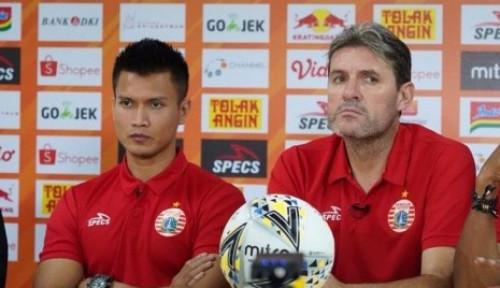 Persija Jakarta Bawa 18 Pemain ke Makassar
