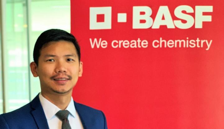BASF Tunjuk Presdir Baru untuk Indonesia