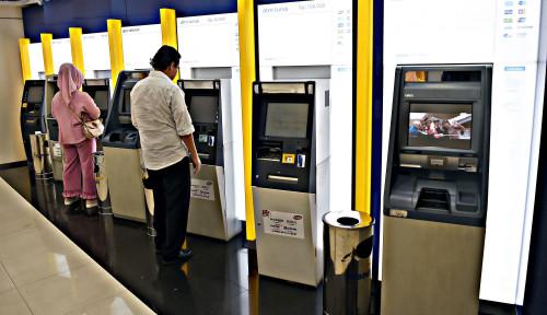 OJK Beri Jawaban Soal Kabar Ajakan untuk Tarik Uang Semua di ATM