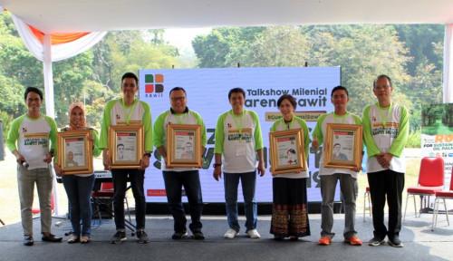 Foto KFC Dukung Kegiatan Literasi Milenial Soal Industri Sawit