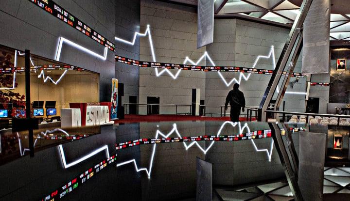 Bursa Stop Transaksi Short Selling, Apa Itu? - Warta Ekonomi
