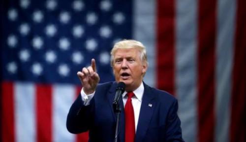 Penembakan Brutal di Texas, Donald Trump: 'Kebencian Tak Memiliki Tempat' di Amerika Serikat