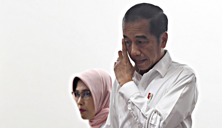 Gak Masalah Jokowi Turun Dulu, Kan Nanti Dilantik Lagi - Warta Ekonomi