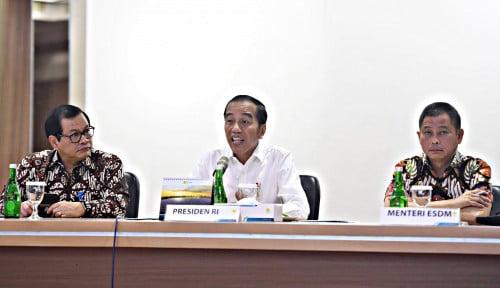 Foto Usai Jokowi Marah, Jonan Jadi Tegas ke Anak Buah