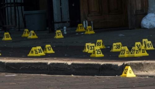 Foto Warga Meksiko Jadi Korban Penembakan di Texas Bertambah, Menlu Bilang. . .
