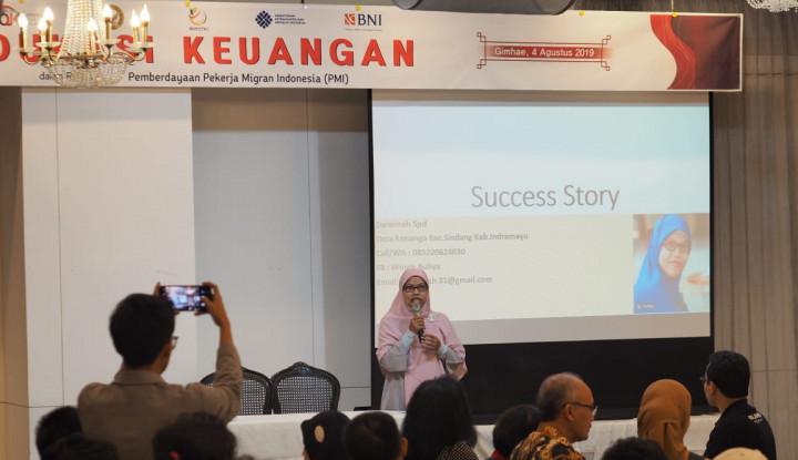 BNI Gelar Sesi Edukasi dengan Pekerja Migran Indonesia di Korea Selatan - Warta Ekonomi
