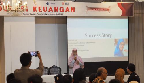 BNI Gelar Sesi Edukasi dengan Pekerja Migran Indonesia di Korea Selatan