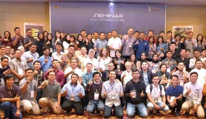 Produsen Batu Bara Bakrie Group Helat Forum Akbar Investor Bersama Hipmi - Warta Ekonomi