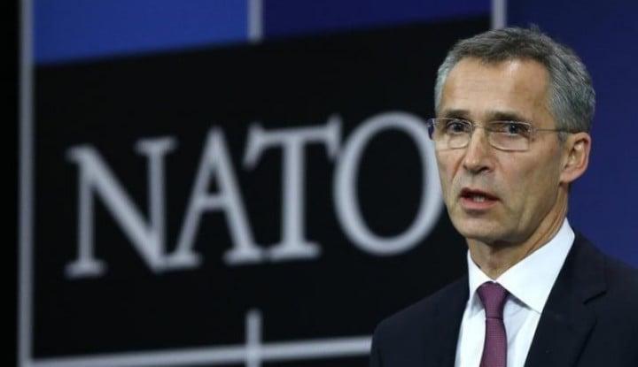 Sekjen Nato Sebut Kerja Sama untuk Tanggulangi Terorisme, Seperti Apa? - Warta Ekonomi