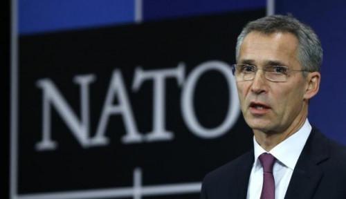 Foto Sekjen Nato Sebut Kerja Sama untuk Tanggulangi Terorisme, Seperti Apa?