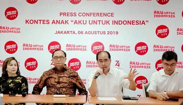 Harmoni Gaet Gramedia Gelar Kontes Anak Berhadiah Beasiswa hingga Ketemu Jokowi - Warta Ekonomi