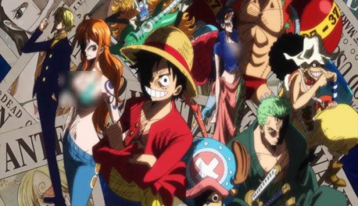 Eiichiro Oda: Cerita Baru One Piece di Depan Mata - Warta Ekonomi