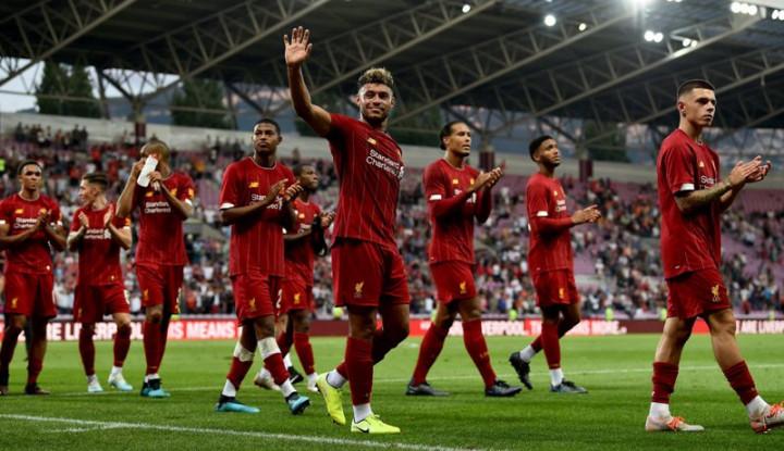 Maret 2020, Liverpool Bisa Segel Juara Liga Inggris - Warta Ekonomi