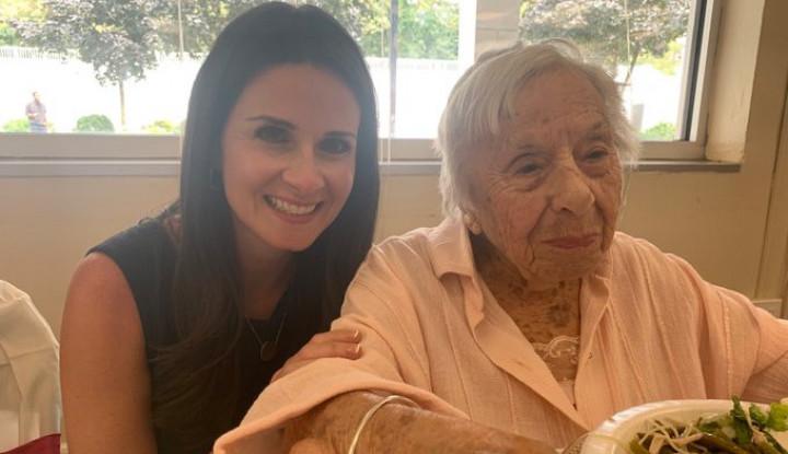Nenek Asal Italia Berumur 107 Tahun, Mengaku Sering Konsumsi Ini - Warta Ekonomi