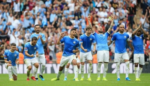Foto Punya Keyakinan Kuat, Joe: Man City Bakal Jadi Juara Liga Champions Musim Ini