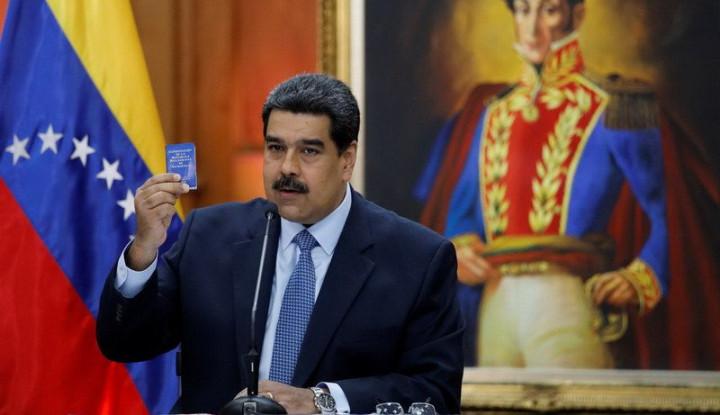 Amerika Serikat Resmi Bekukan Aset Venezuela - Warta Ekonomi